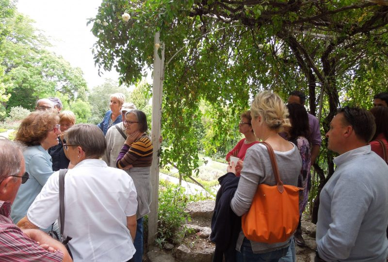 "Herb Garden – Garden classified ""Remarkable"" à La Garde-Adhémar - 1"