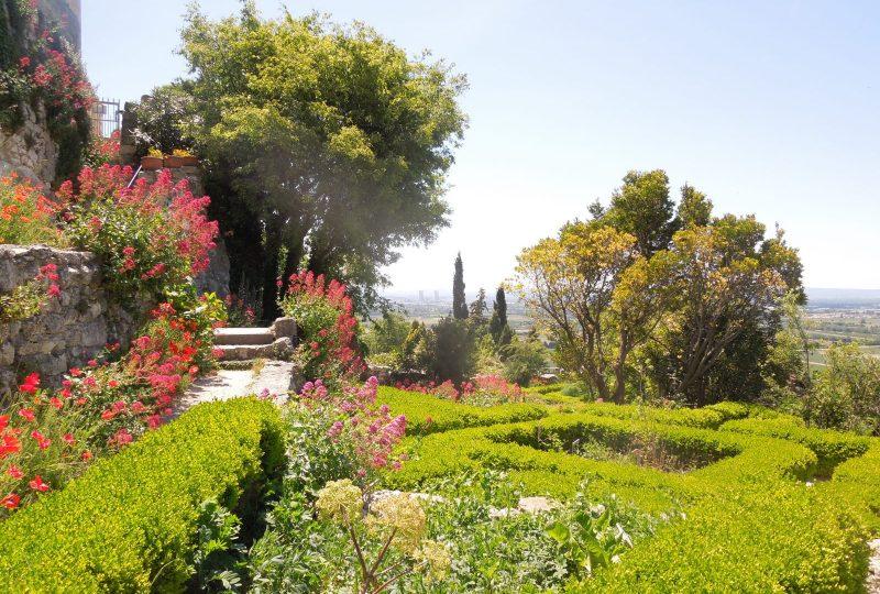 "Herb Garden – Garden classified ""Remarkable"" à La Garde-Adhémar - 3"