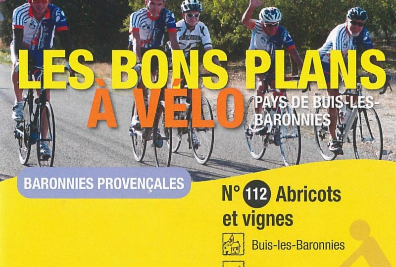 Les bons plans à vélo : abricots et vignes à Buis-les-Baronnies - 0