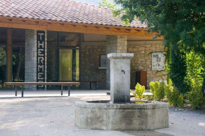 Etablissement Thermal Valvital à Montbrun-les-Bains - 5