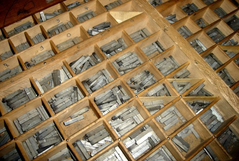 Cardboard and printing Museum à Valréas - 6
