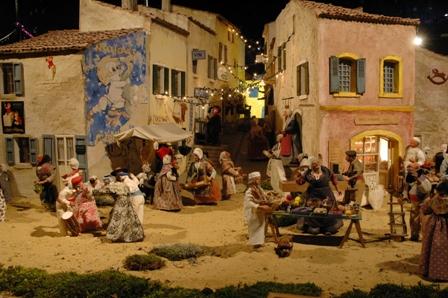 Le Village Provençal Miniature à Grignan - 8