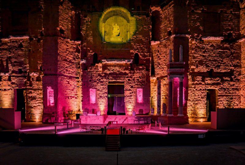 Roman Theatre in Orange à Orange - 8